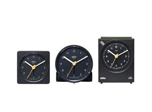 Braun Alarm Clocks Braun Alarm Clock Alarm Clock Design Vintage Alarm Clocks