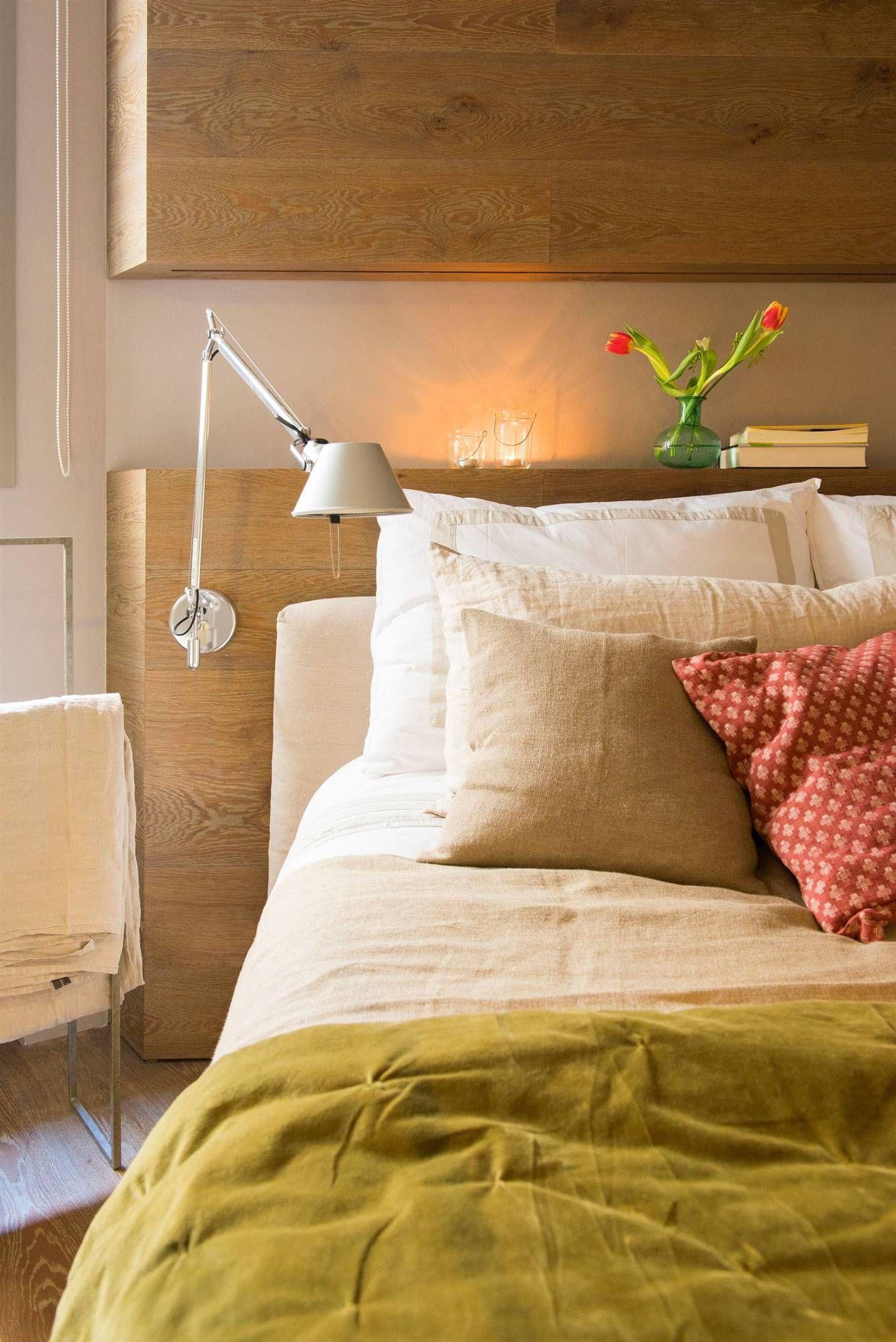 Muebles A Medida Estos Cabeceros Son Muy Ingeniosos Cabeceras De Cama Cabeceros De Cama Madera Camas