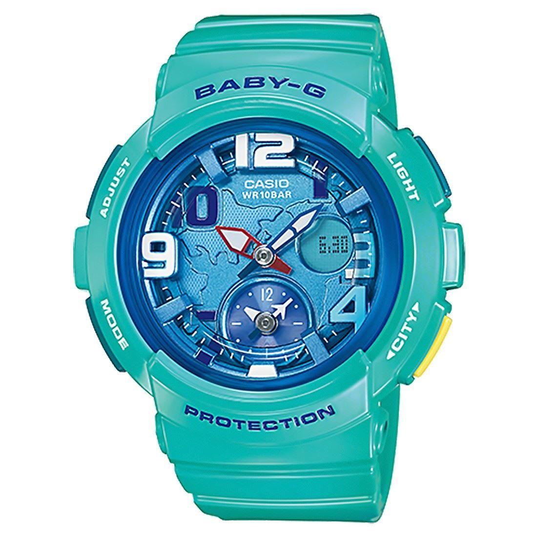3bd5c42938 Casio Baby-G Sports Watch BGA-190-3BDR BGA-190-3B | casio | G watch ...