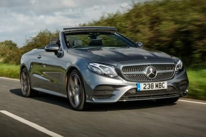 New Mercedes E 400 Cabriolet 2017 Review With Images