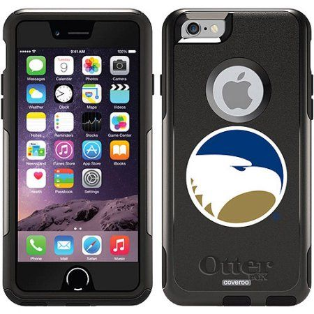 Georgia Southern Primary Mark Design on OtterBox Commuter Series Case for Apple iPhone 6