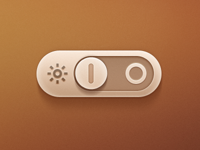 Light Toggle Button by InnovationBox