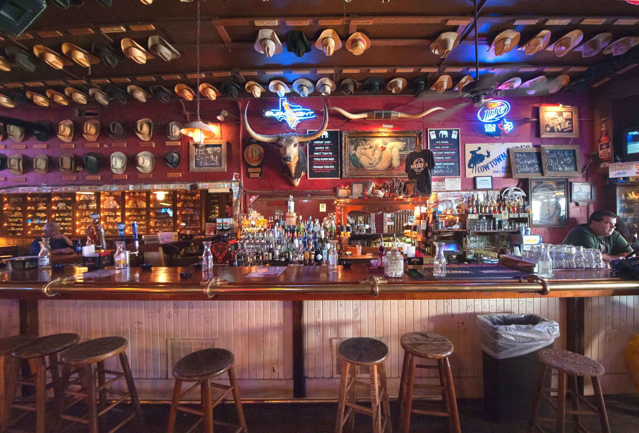 The White Elephant Saloon