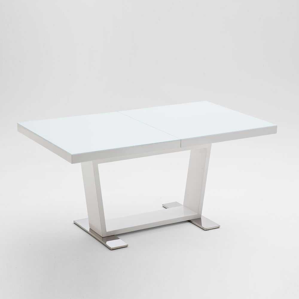Genial Esszimmertisch Zum Ausziehen Beste Wahl In Weiß Verlängerbar Küchentisch,esszimmertisch,design Esstisch,ausziehtisch,designer Esstisch,