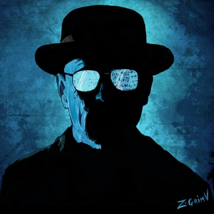 Portrait of Mr Heisenberg by Z-GrimV - Buy Print and Stuff (stickers apparel tapestry mugs pillows clocks sheets towels device cases cards shower curtains pouches etc.) HERE    More Breaking Bad Related Artworks   Follow Artist on Facebook // Twitter  Check this post for ACTIVE COUPONS SPECIAL OFFERS & DISCOUNTS (daily updated) > https://goo.gl/jBWO6E || Follow me > Blogger -> https://goo.gl/olmJ3d // Twitter -> https://goo.gl/yFDrxY // Facebook -> https://goo.gl/iweHba | And remember…