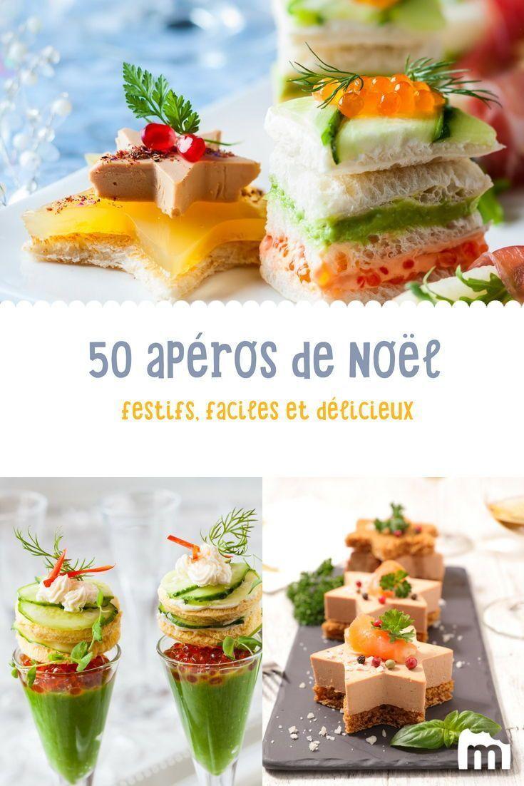 50 idées dapéro festif pour se régaler à Noël