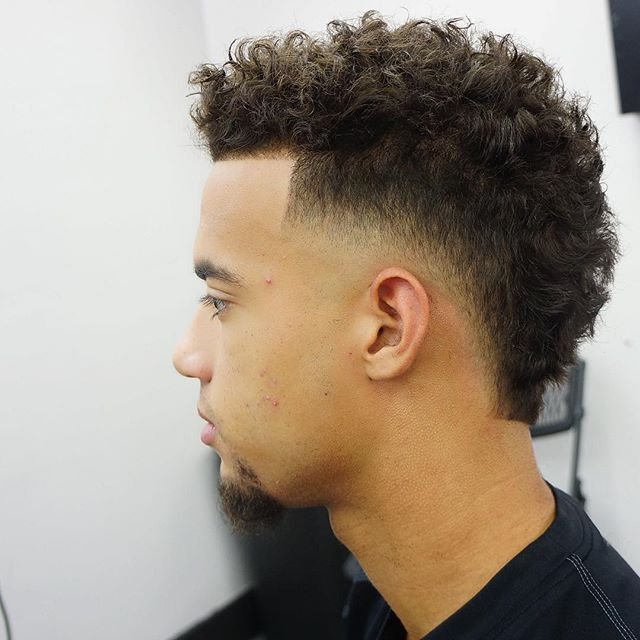 Pin On Curly Mix Cuts For Boys