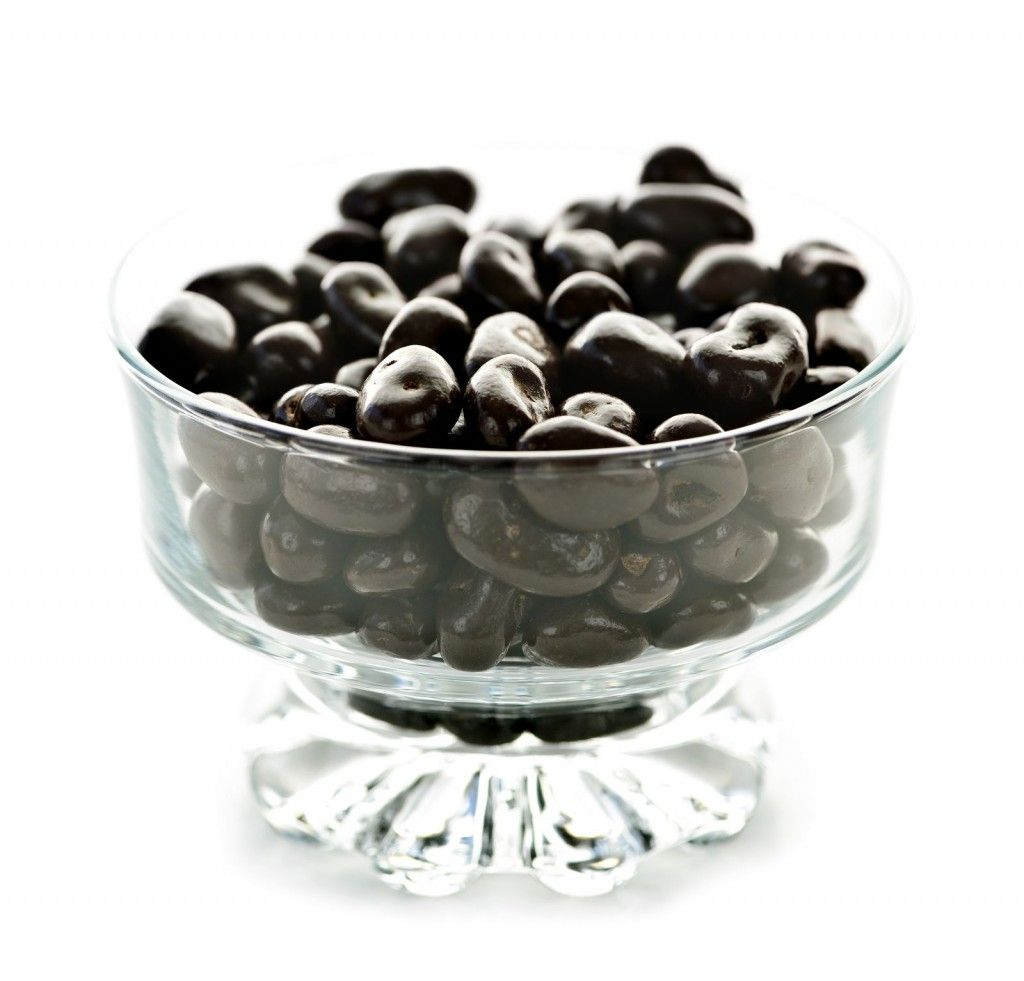 Chocolate Covered Raisins Recipe