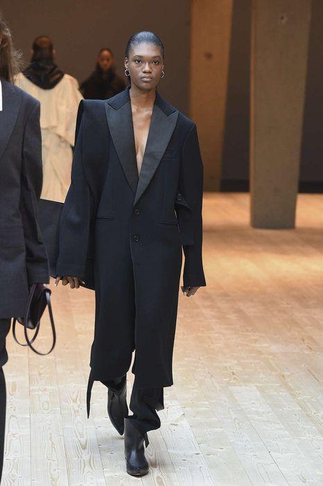 c line automne hiver 2017 paris womenswear. Black Bedroom Furniture Sets. Home Design Ideas