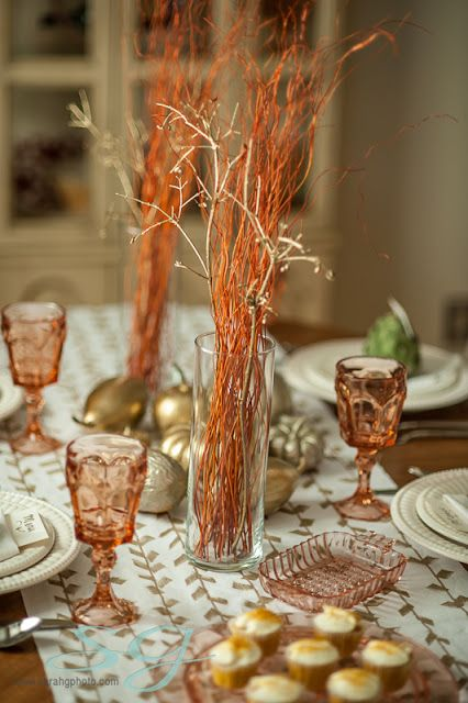 #Thanksgiving #tablescape #DIY #sarahgaylorphotography