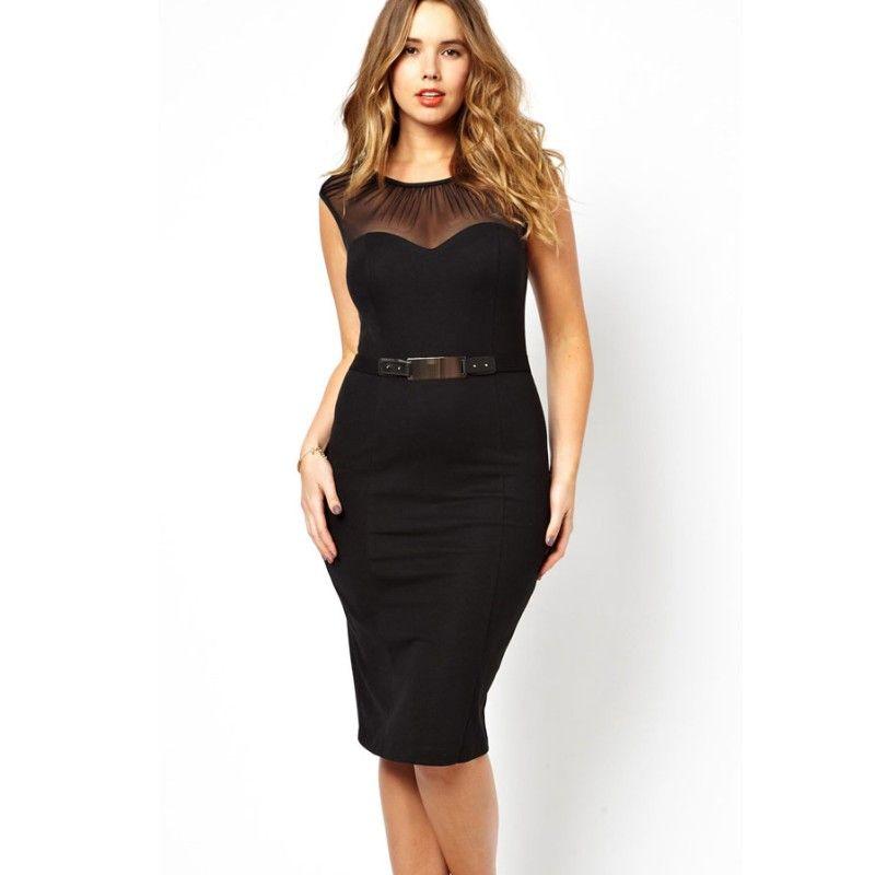 vestidos de noche curves 2016 - Buscar con Google Dresses