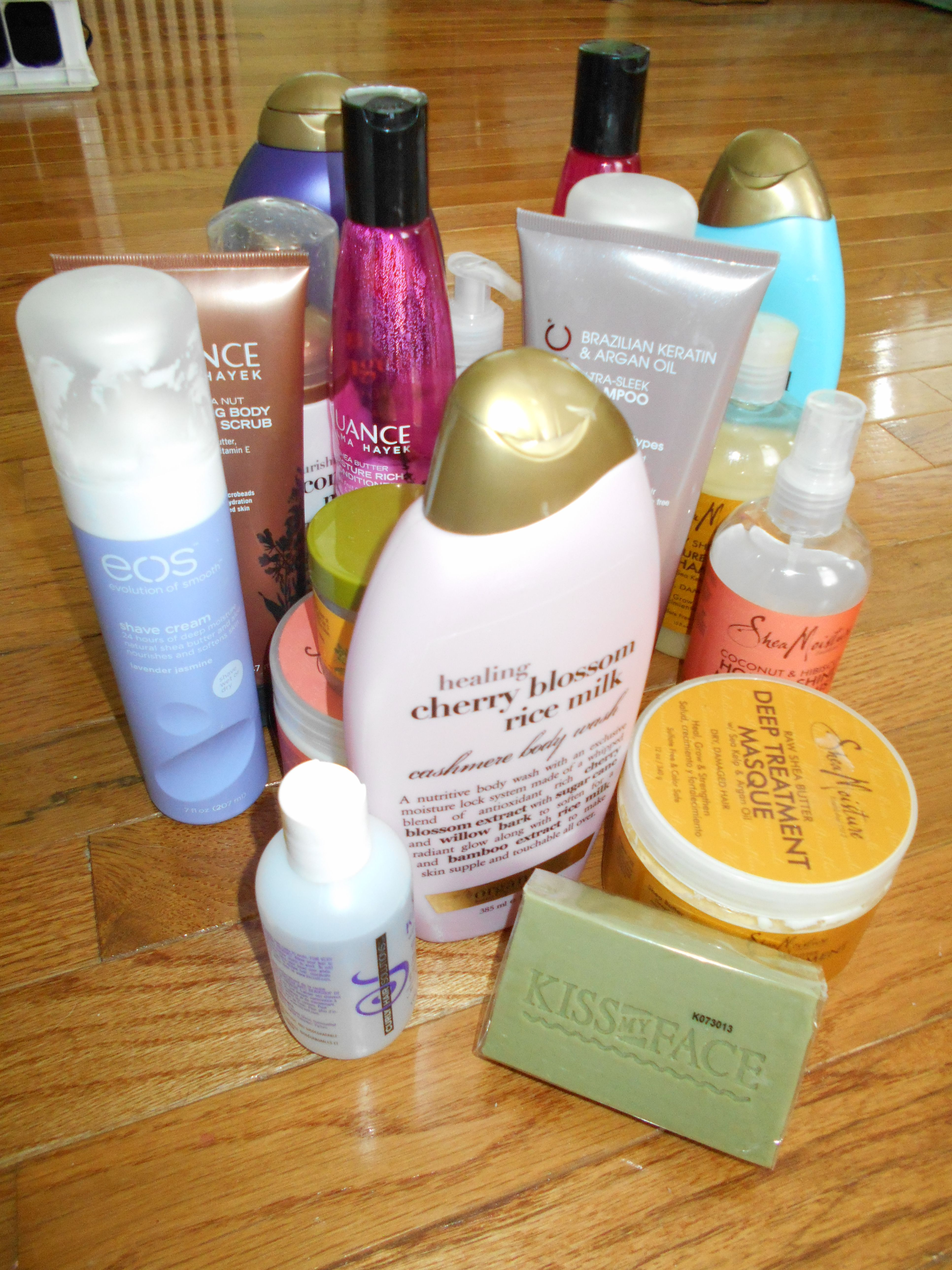 ALL crueltyfree products that actually work and wont kill