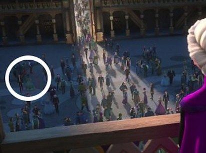 22 more disney movie easter eggs you may have never
