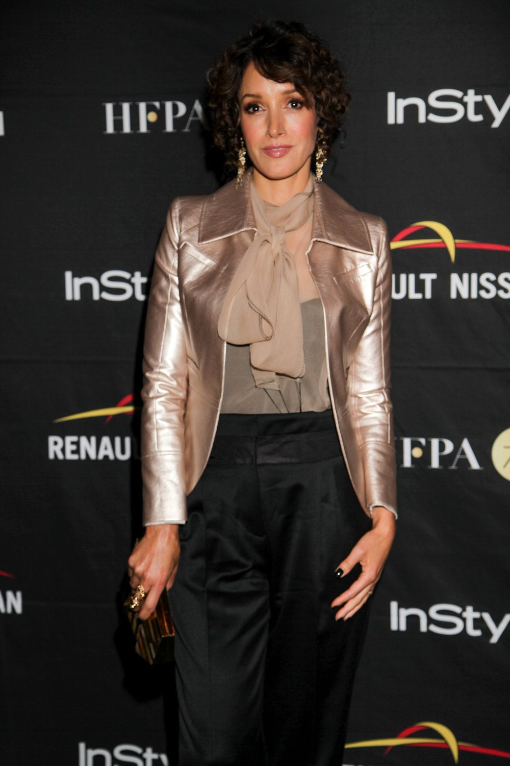 Pin by David OCCO on Red Carpet Work Leather jacket