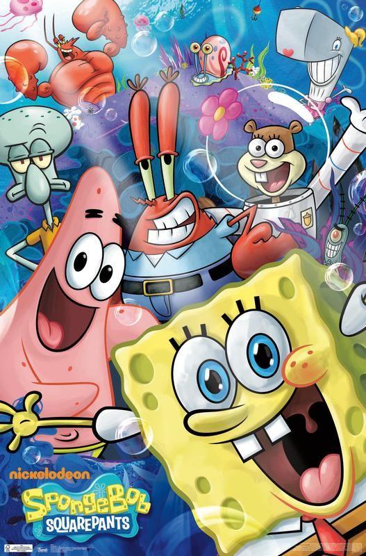 SpongeBob - Joy