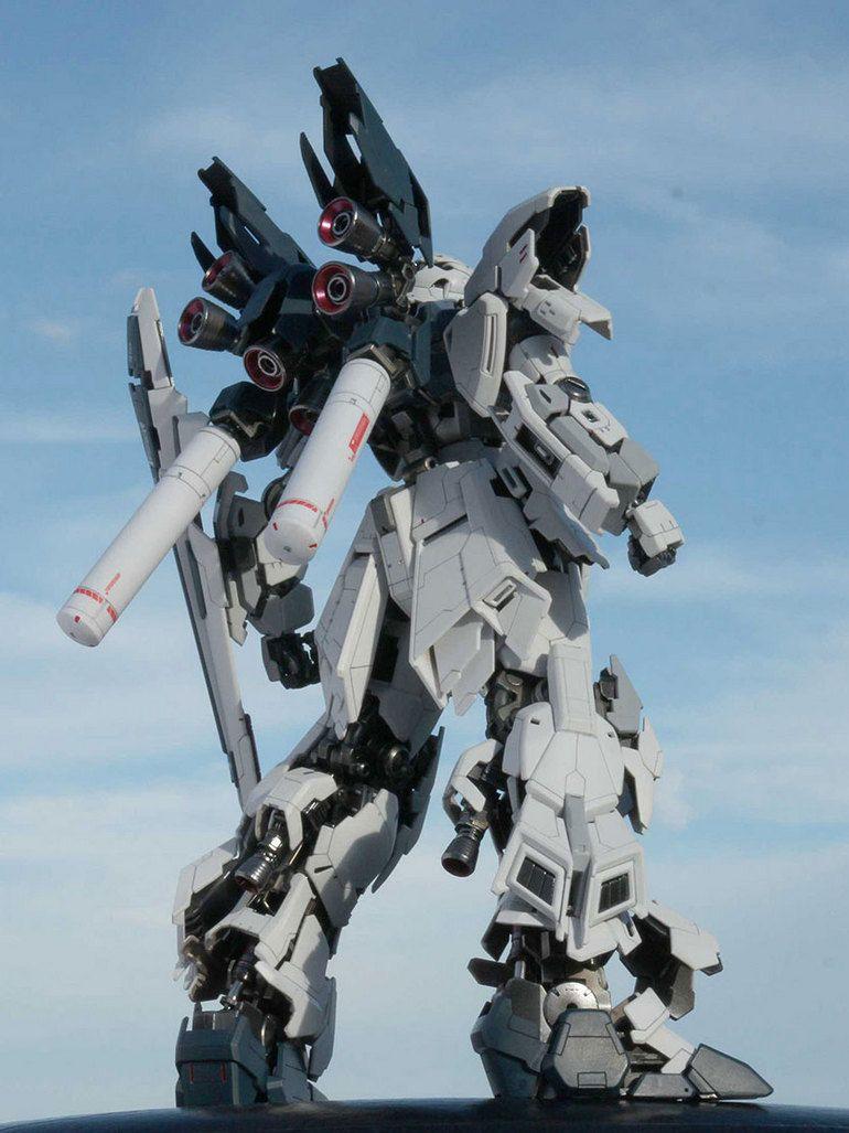 MG 1/100 Wing Gundam Zero Custom - Painted Build | Wing