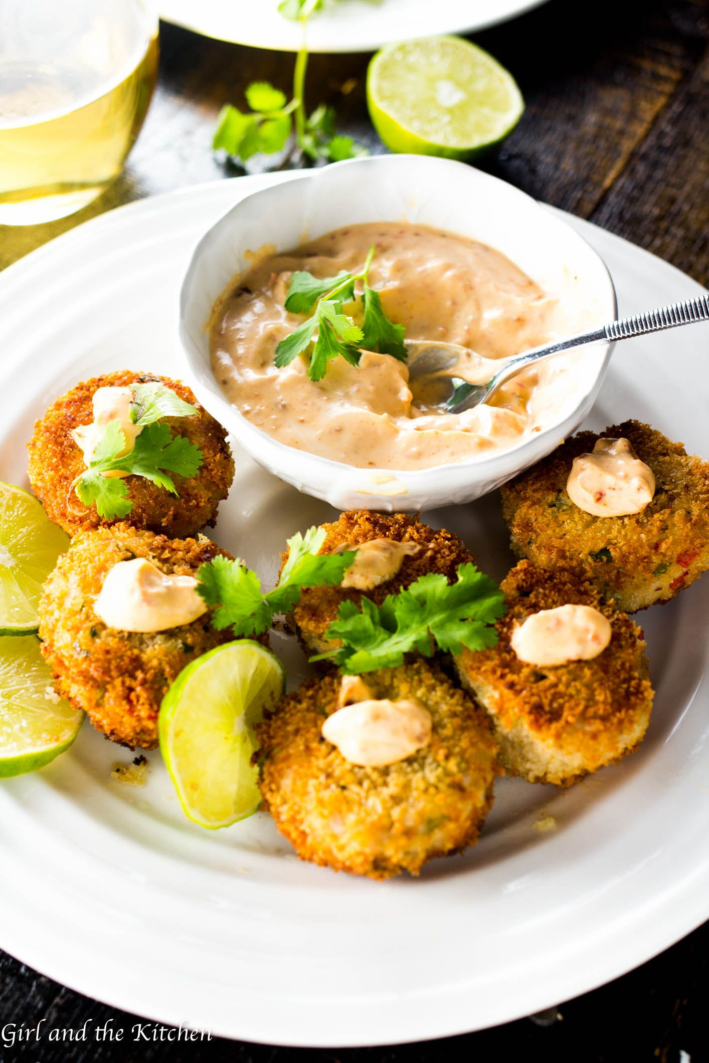 Crispy Tuna Fish Cakes With Chipotle Aioli Recipe Dinner Recipes