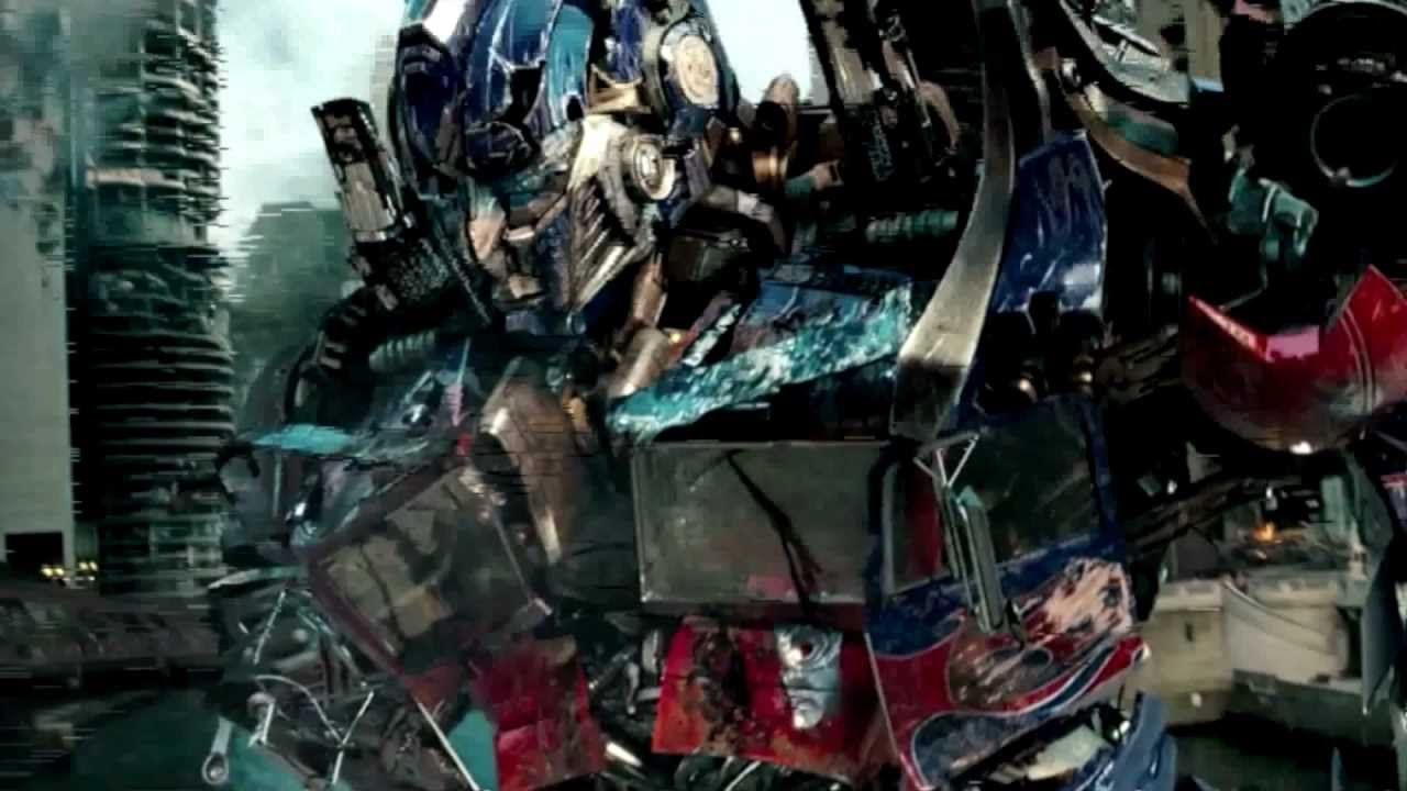 ▷ transformers dark of the moon - optimus prime vs megatron hd