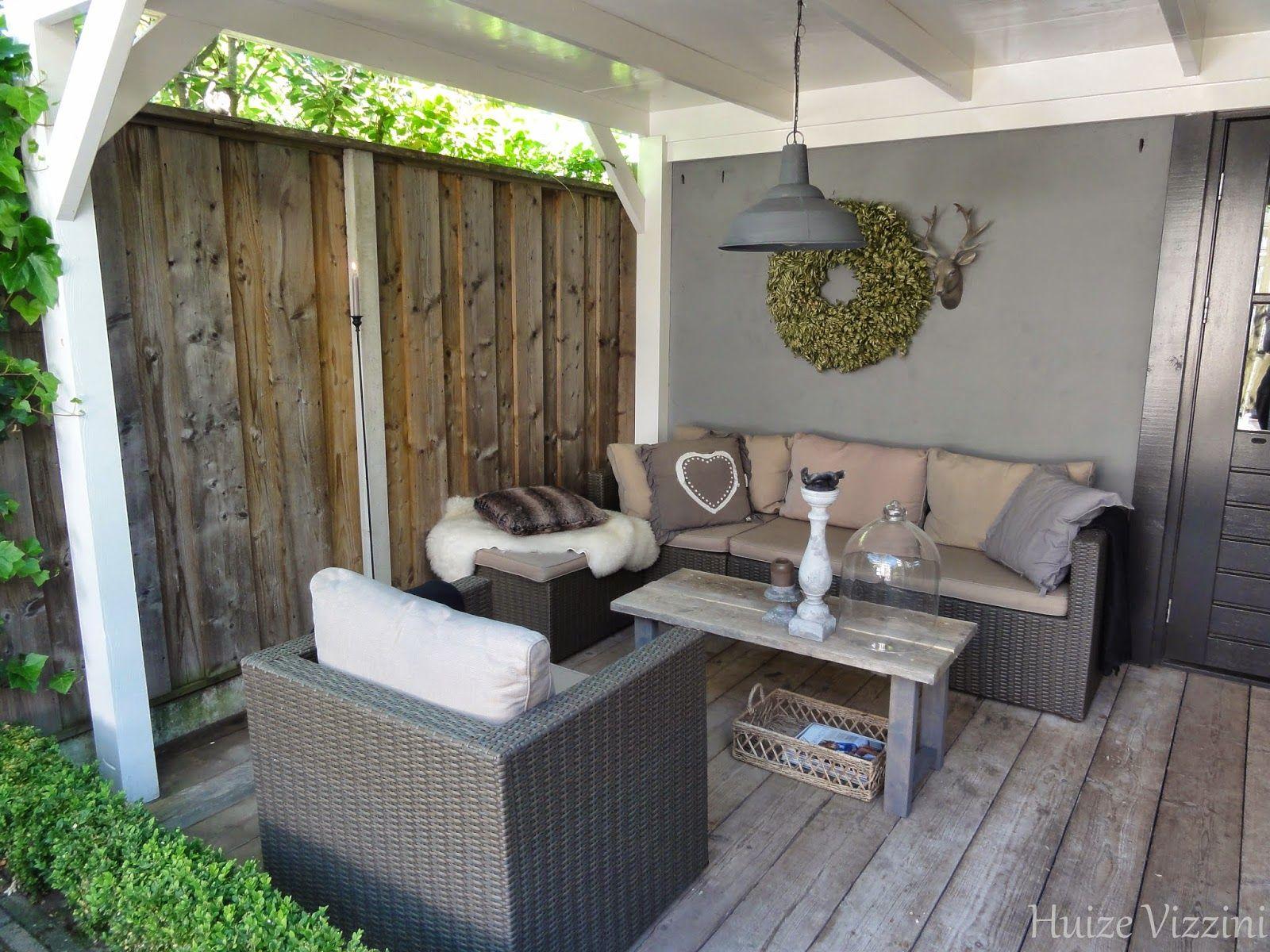 Mazztuinmeubelen inspiratie decoratie styling terras overkapping pergola tuin garden for Terras decoratie