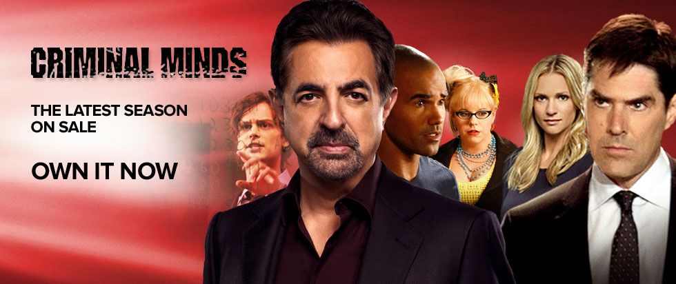 Criminal minds official site watch on cbs all access