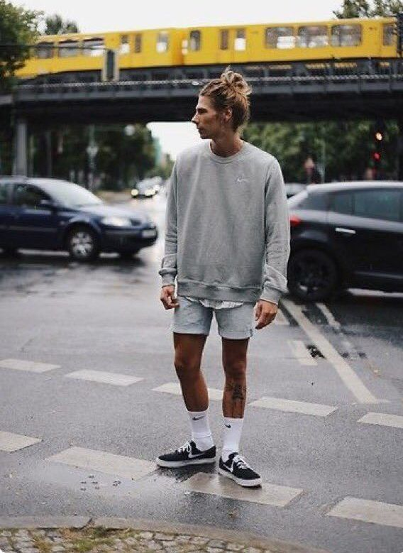 Vans Sneakers, Beyond Retro Shorts, Urban Outfitters T Shirt, Obey Cap,  Herschel Bag - Men's Fashion | Classy Fashion and Style | Pinterest | Obey  cap, ...