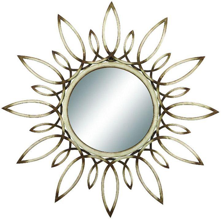 Uma Enterprises Metal Mirror Products Home Decor