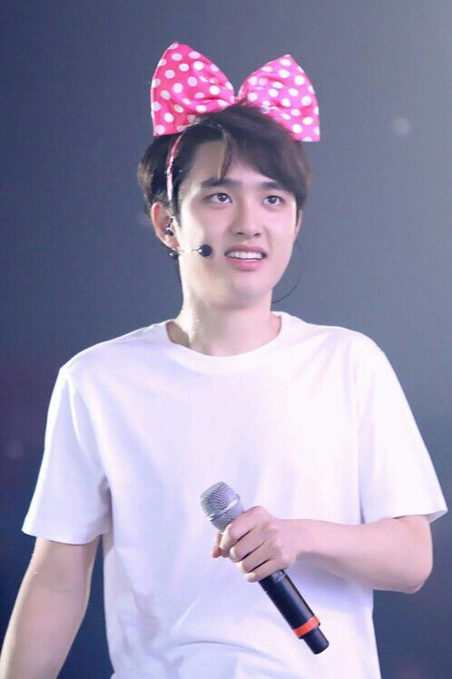 for one night only on january 21 2014 exos kyungsoo is