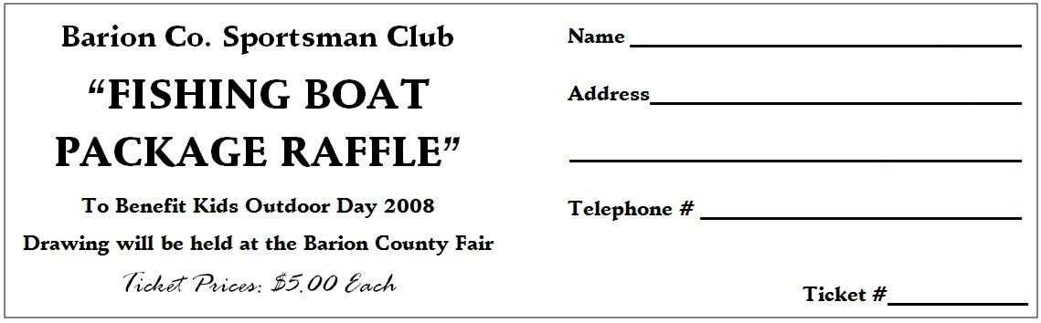 17 Best images about Raffle Ticket Templates Ideas – Raffle Ticket Template Free Microsoft Word