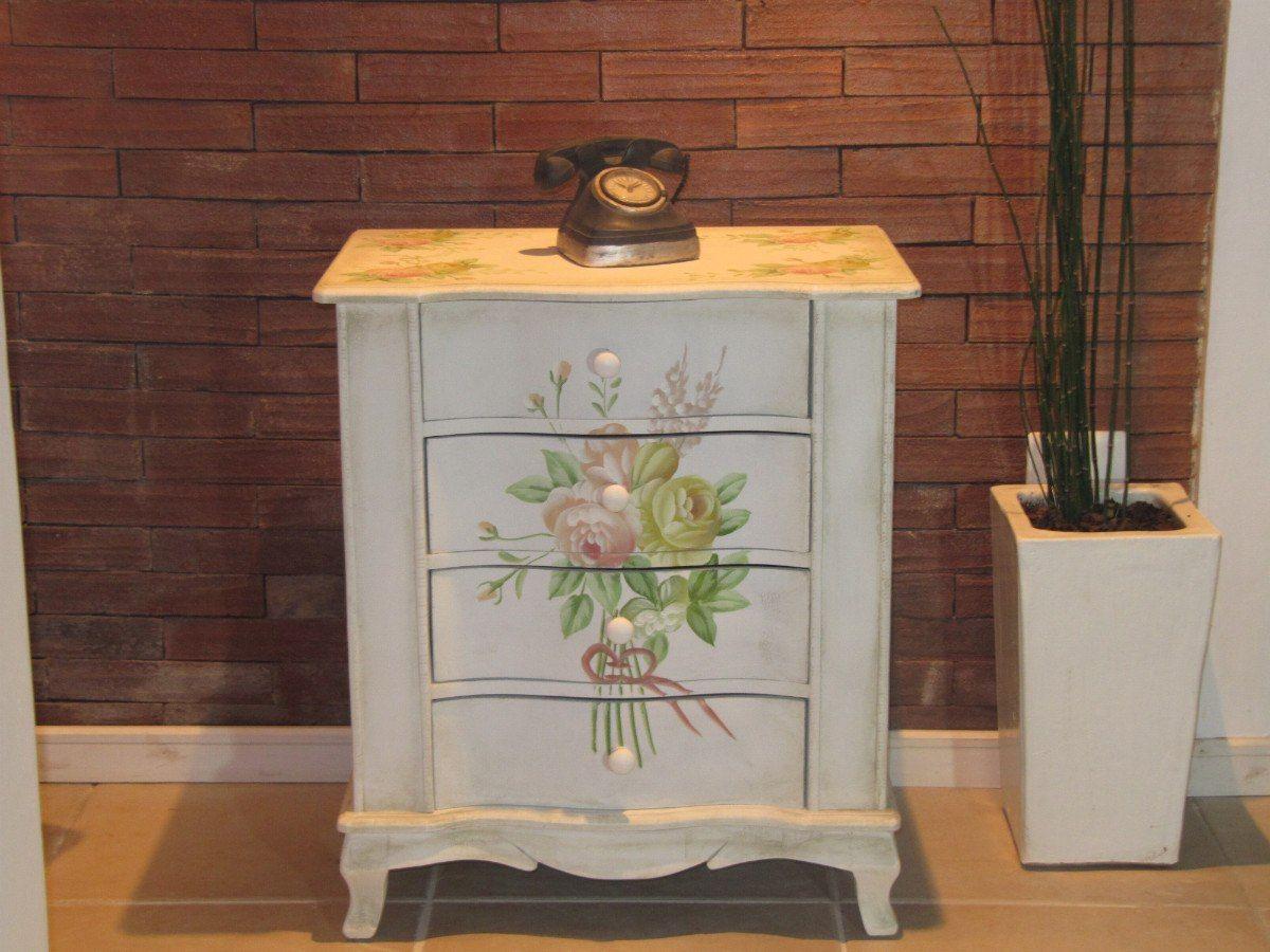 Muebles de pino pintados a mano buscar con google for Muebles pintados a mano
