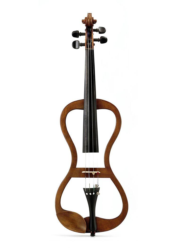 Silent violine, 1910-20s. Geb. Wolff, Kreuznach, Germany. MGK Hamburg, Photo Maria Truhn