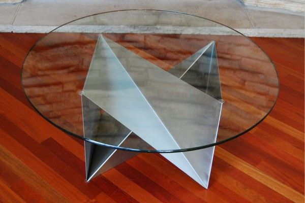 Stainless Steel Twist Bases House Pinterest Stainless Steel - Custom stainless steel table top
