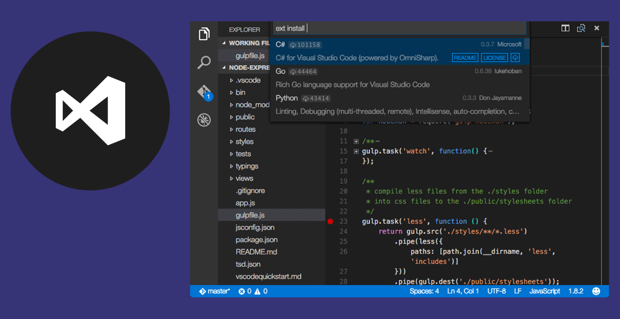 Visual Studio Code Is A Code Editor Redefined And Optimized For Building And Debugging Modern Web And Cloud Microsoft Visual Studio Coding Coding For Beginners