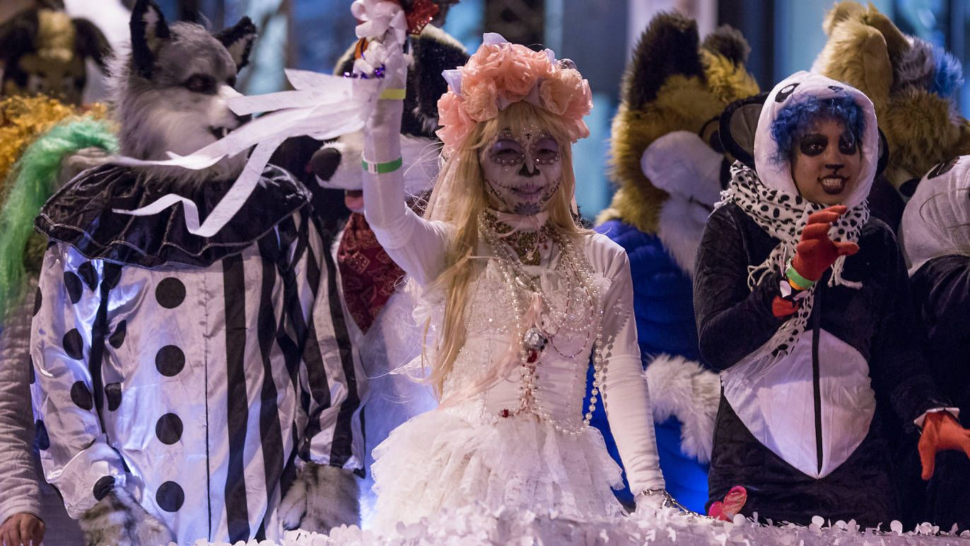 60 exciting openings in Chicago in October Halloween