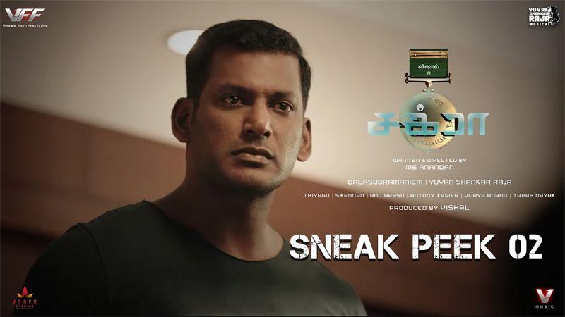 CHAKRA – Tamil Sneak Peek 2