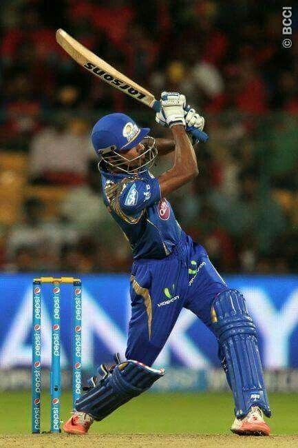 Hardik Pandya Mumbai Indians Ipl Mumbai Indians India Cricket Team