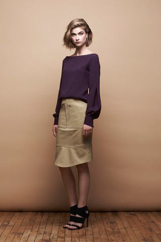 Hellessy Resort 2015 Collection Slideshow on Style.com