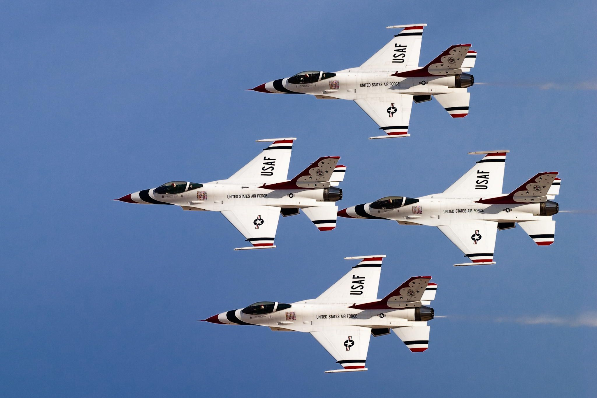 4 Ship Diamond Pass by Brian Lawson on 500px Usaf