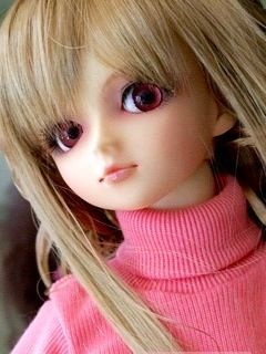 Doll With Blonde Hair Pink Eyes Barbie Images Cute Dolls Beautiful Barbie Dolls