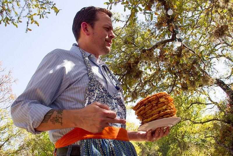 Week 44 - The Waffle Man
