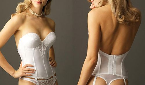 Va Bien Plunge convertible Underwire bustier | wedding attire ...