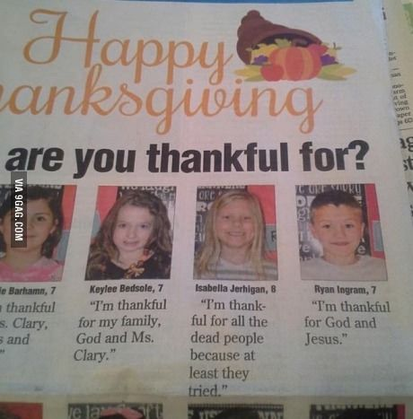 1cd821a1821fc32e87d5b0da882e1aff what are you thankful for? thankful, sports food and funny pics