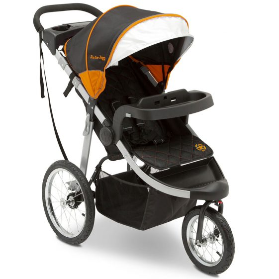 Delta Children Jeep Unlimited Range Jogging Stroller $108 ...