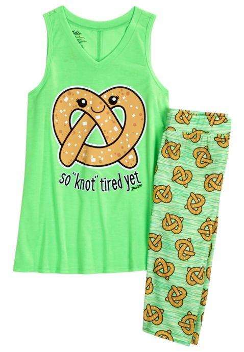Tween Christmas Pajamas