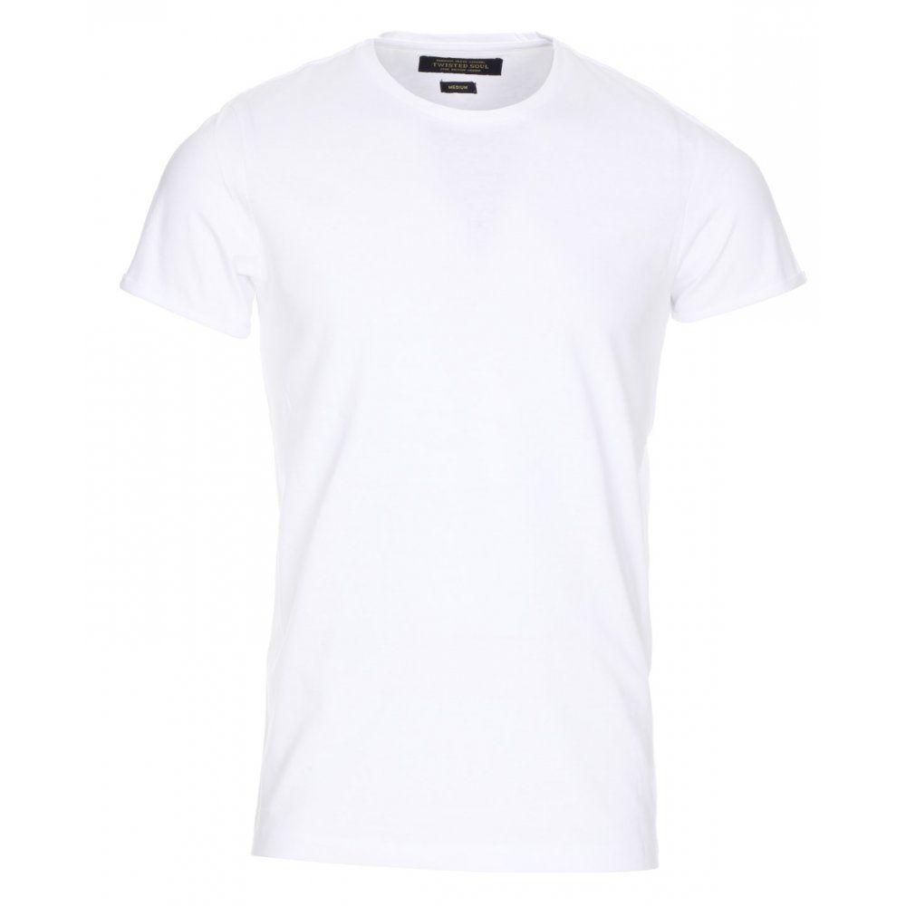 mens-plain-white-crew-neck-short-sleeve-t-