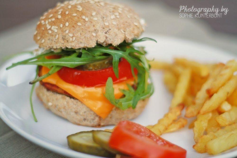 Mini Burger - vegetarisch