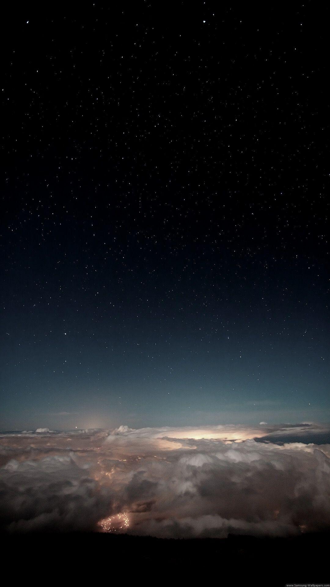 Pinterest Latifa X Ig Wolferess Dark Wallpaper Sky