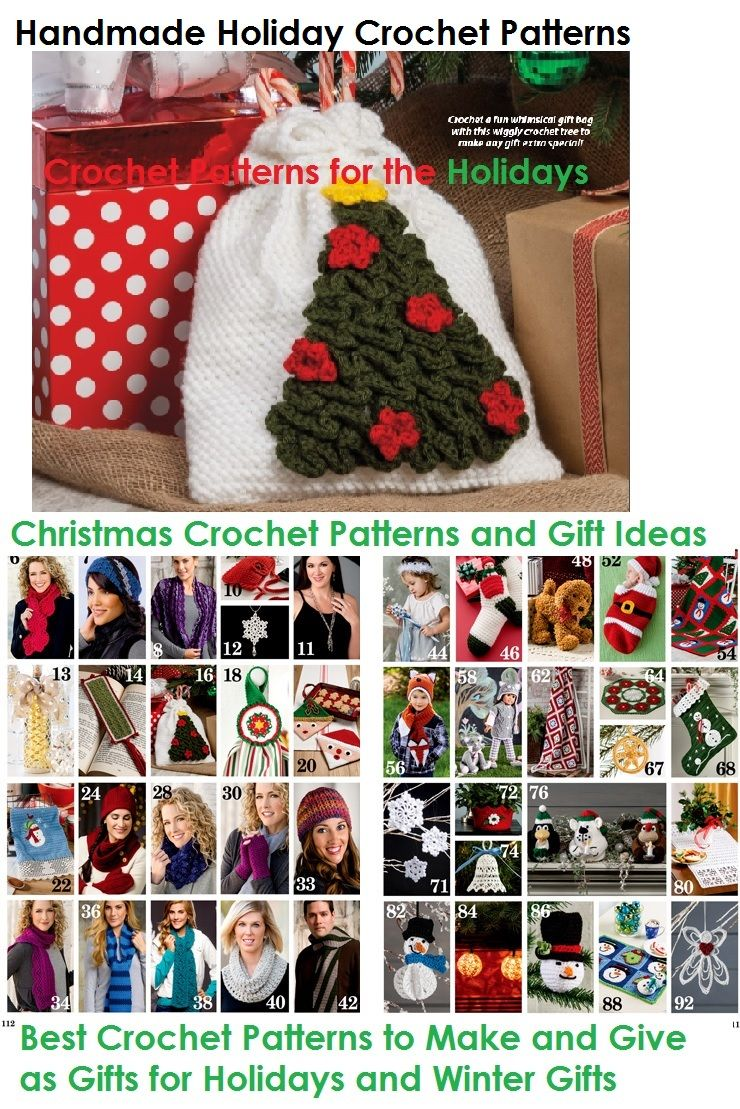 Find the Best Easy Crochet Pattern Gifts and Decorations to Make in ...