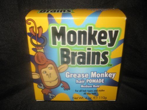 Monkey Brains Grease Pomade 4 Oz By 6 99 This Amazing