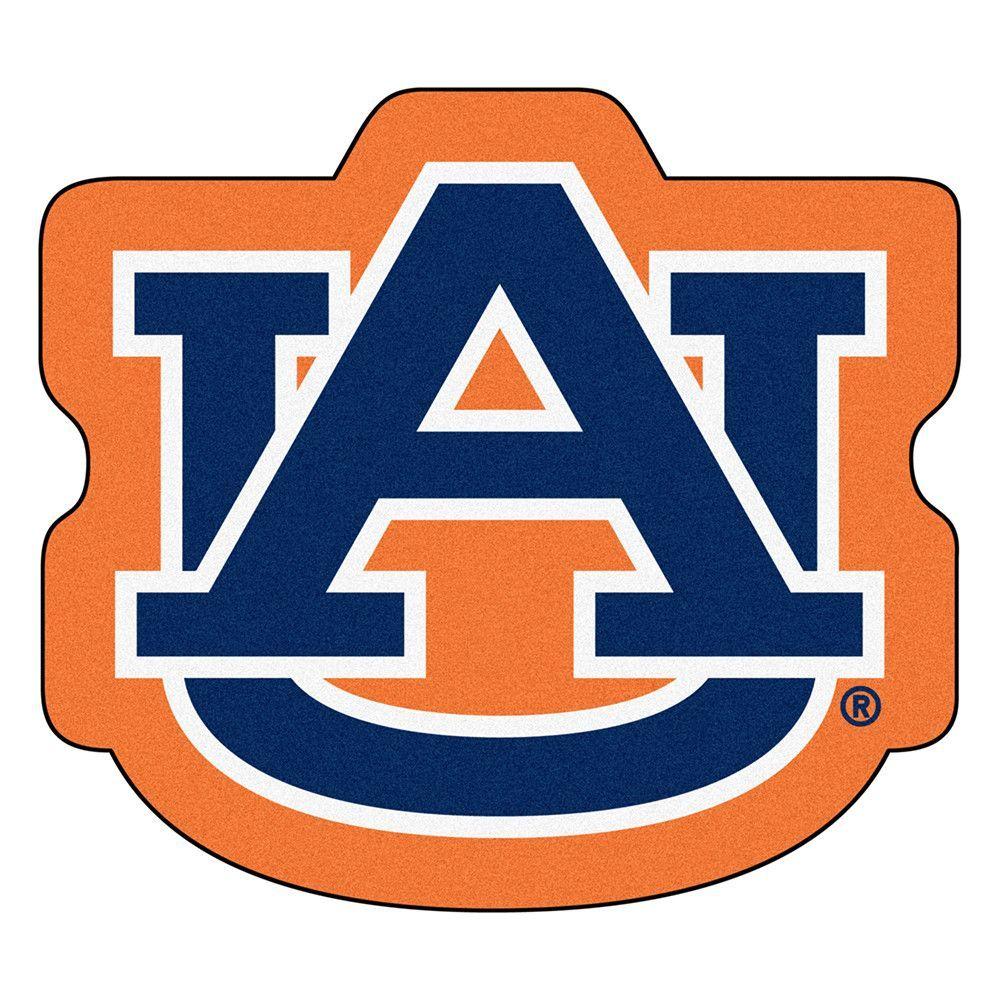 Auburn Tigers NCAA Mascot Mat (30x40)