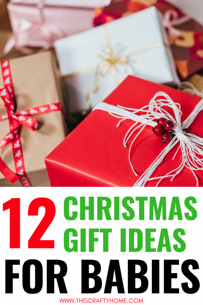 Unique baby Christmas gift ideas! These ideas are perfect for parents,  grandparents and anyone else buying gifts for sweet baby boys and girls. - Unique Baby Gift Ideas For Christmas Moms Empowering Moms